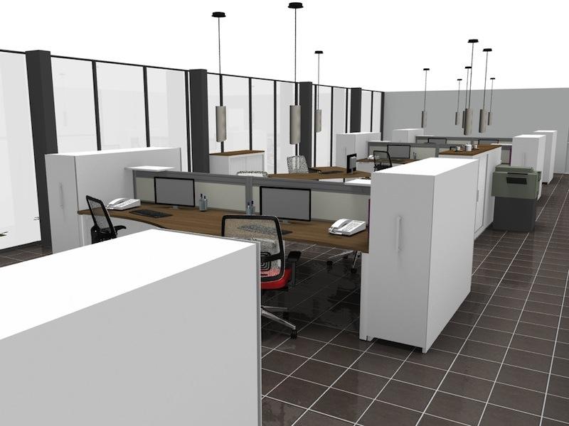 3D agencement espaces