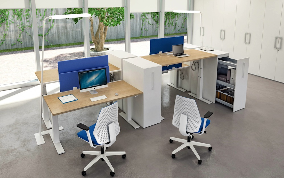 bureaux ergonomiques, tables informatiques