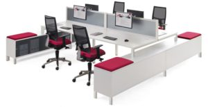 mobilier bureau open space