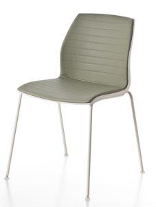 chaise visiteur haut de gamme
