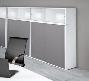 meuble rangement cloisons bureau