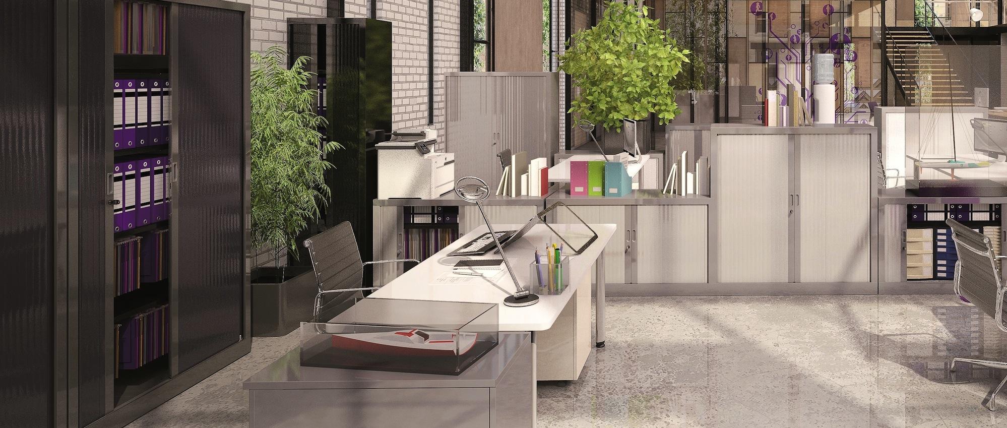 mobilier de bureau professionnel rangement bureau SEBM