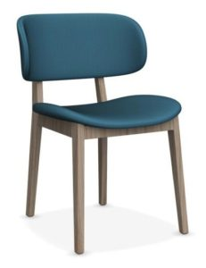 chaise chr avec dossier confortable