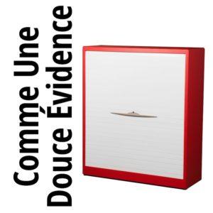 armoire rangement bureau design