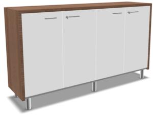 meuble de rangement haut bureau