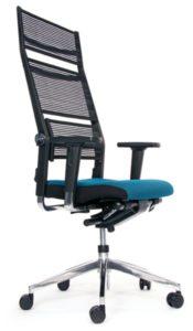 fauteuil ordinateur dossier haut