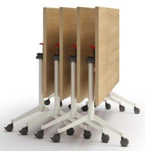 tables de réunion pliantes