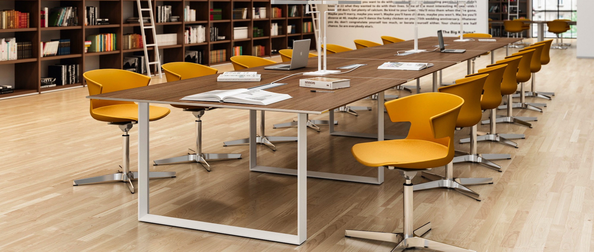 meubles de bureau pour salles et espaces de réunion : tables de réunion