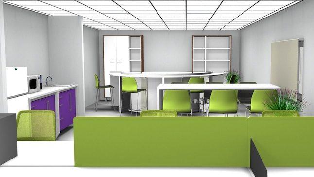 agencement & mobilier de bureaux saint-etienne