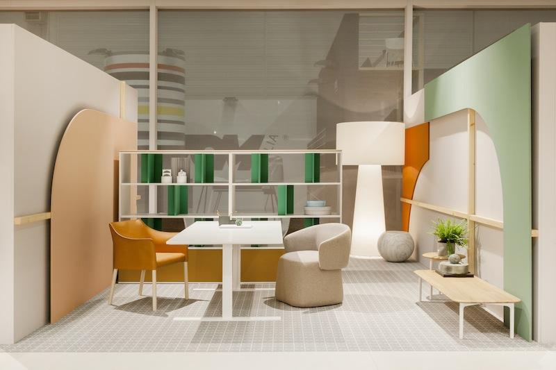 mobilier de bureaux & QVT