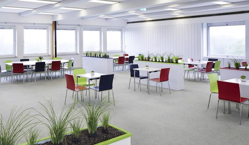 mobilier chr cafeteria