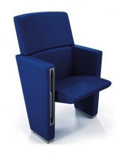 fauteuil avec tablette