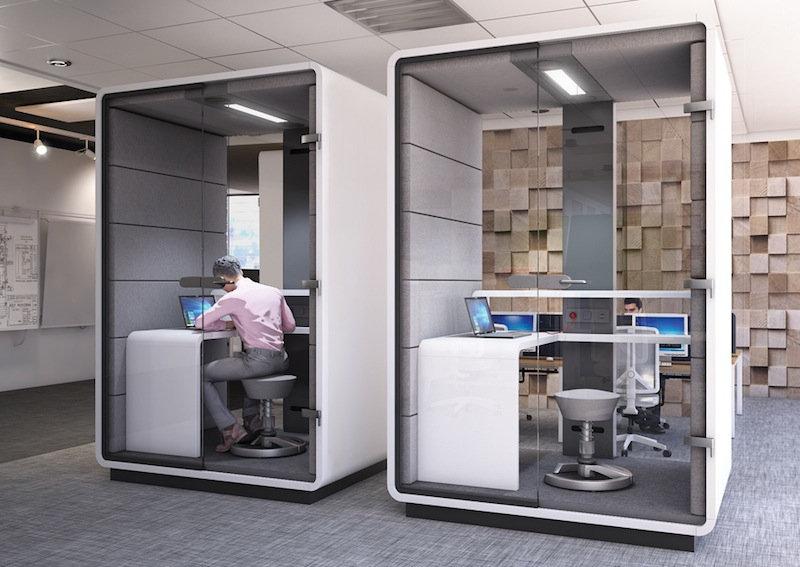 More evidence against open offices talent daily