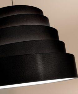 éclairage : suspension design