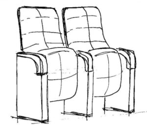 fauteuil type cinéma