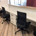 Aménagement d'un centre dentaire - bureaux