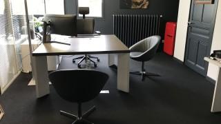 Réorganisation du BE et Salon d'ambiance